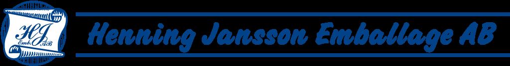 Henning Jansson Emballage AB